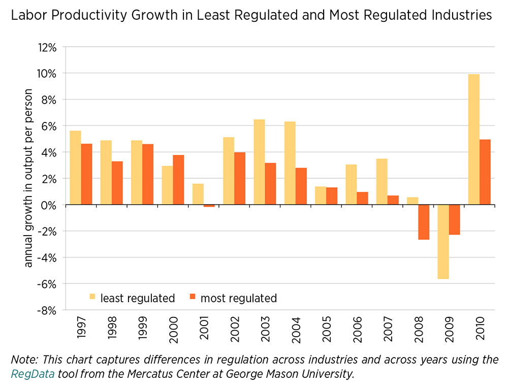 Regulation and Productivity | Mercatus Center