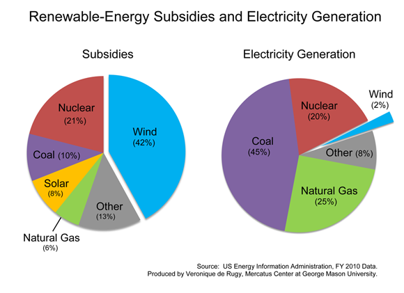 Renewable Energy Subsidies And Electricity Generation